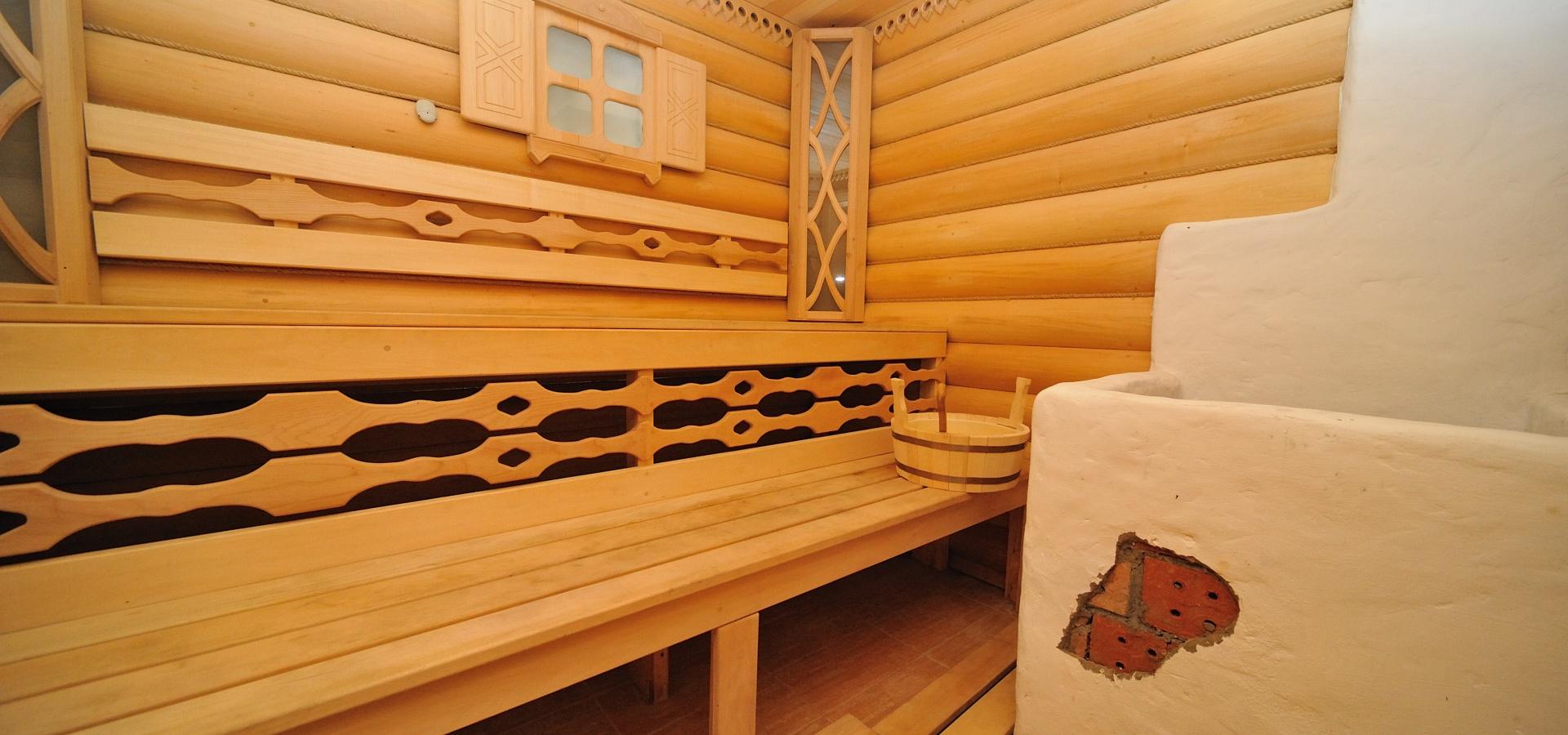 Sauna In Anapa