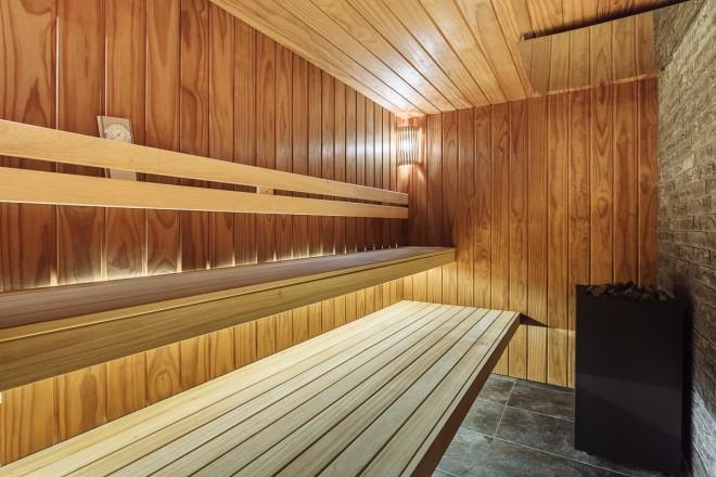 Sauna LightWood