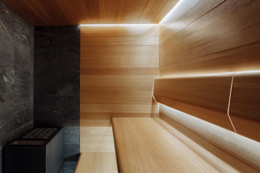 Sauna Minimalistica