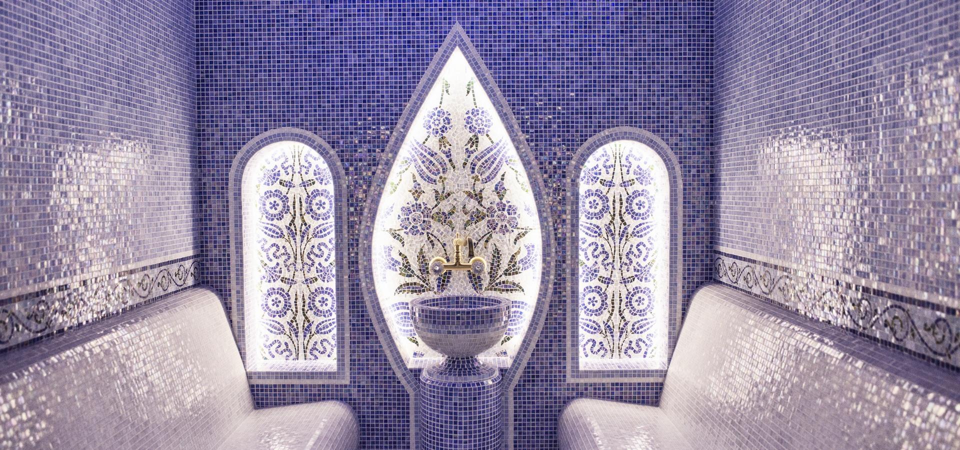 Hammam частный пентхаус в ЖК дом на Онежской
